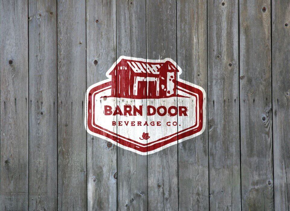 Barn Door Brewery Packaging