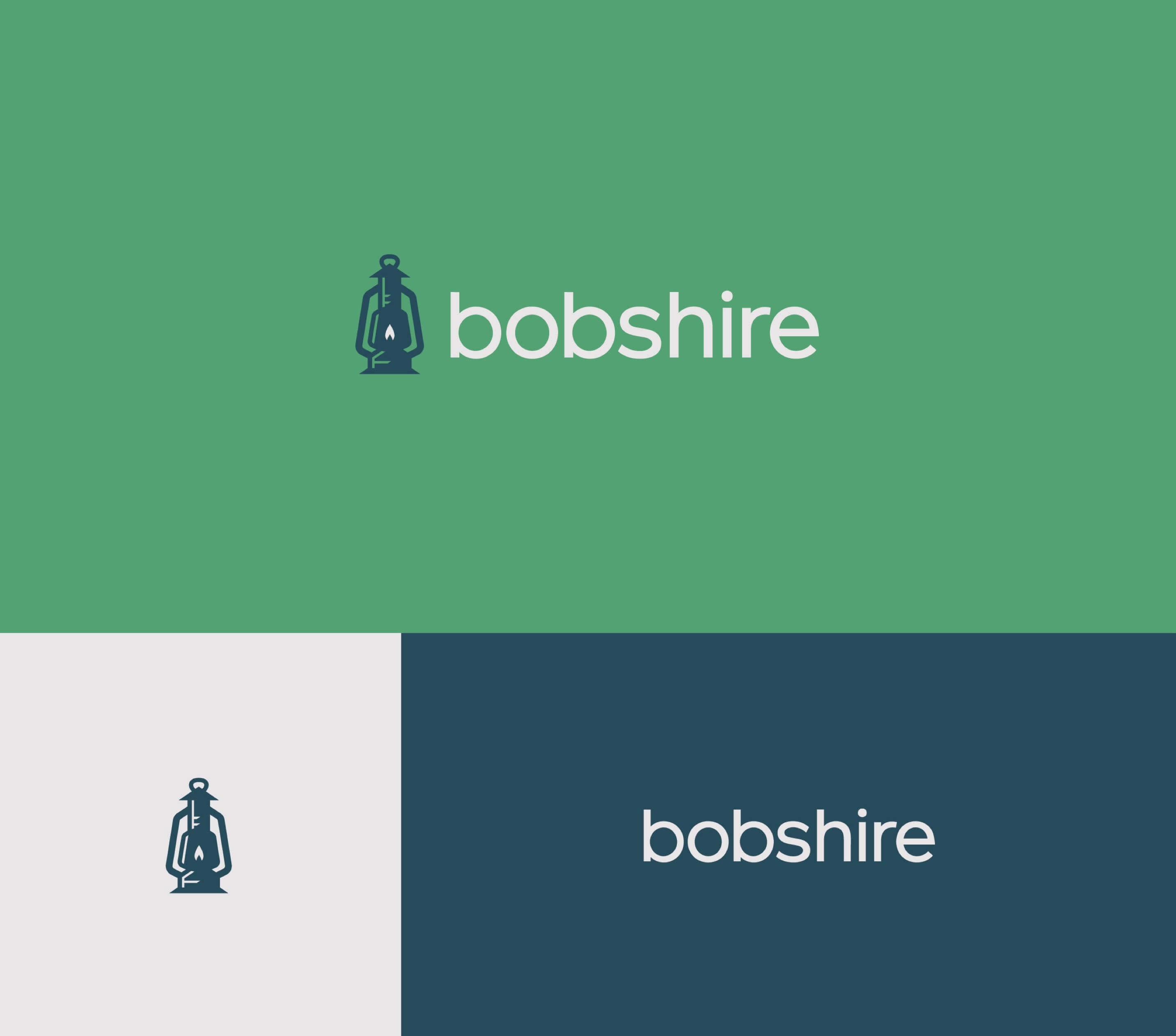 bobshire brand identity system