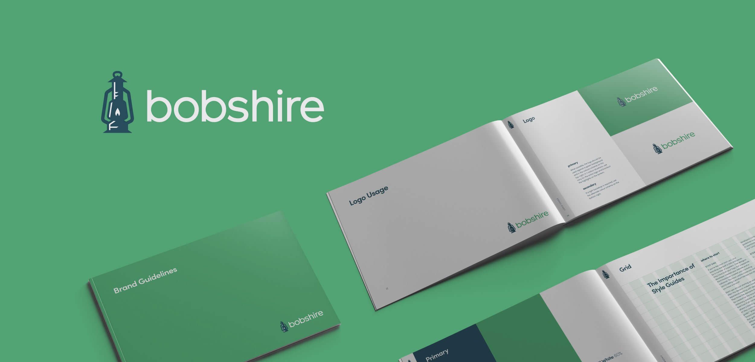 Bobshire Brand Identity Project