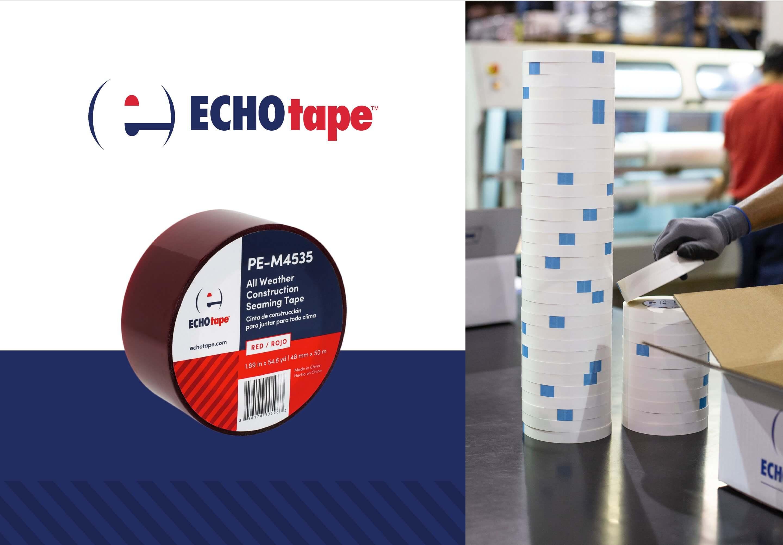 Echotape brand identity system