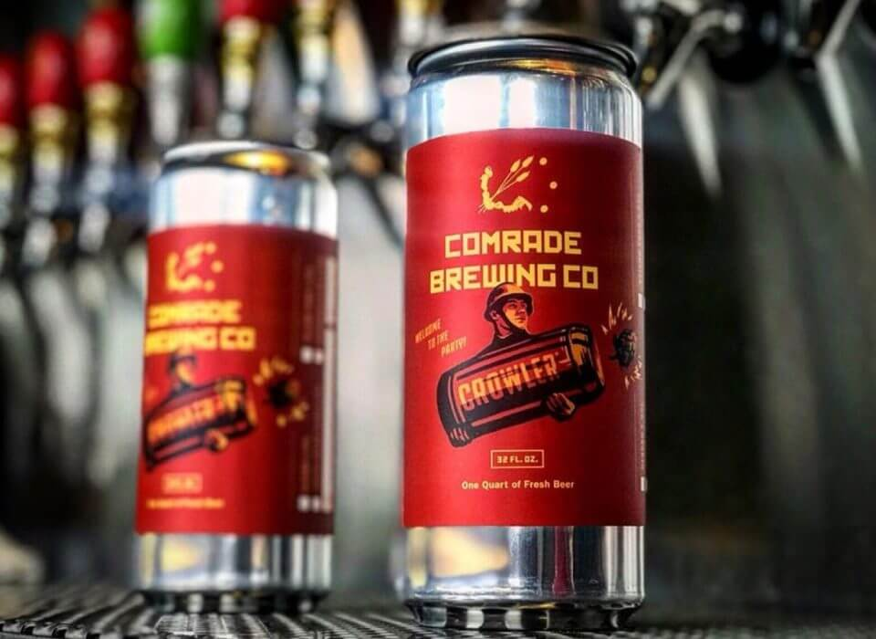 Comrade Brewing Co. Case Study