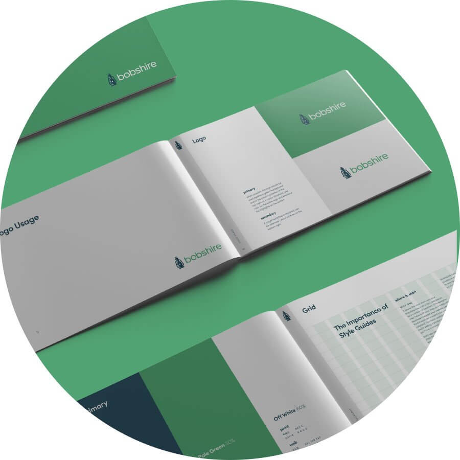 Brand Guidelines Service