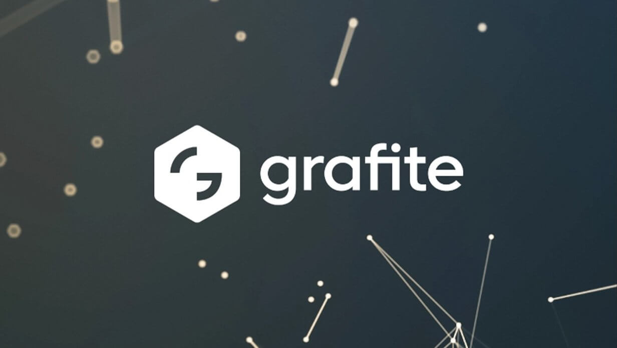 grafite web developer tech logo design