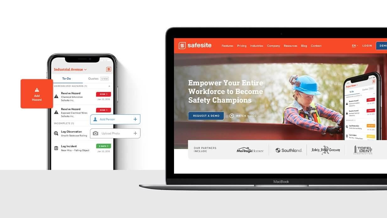 safesite responsive website design